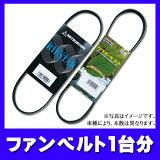 ファンベルト1本【トヨタ】シエンタNCP81G/NCP85G 03.09〜