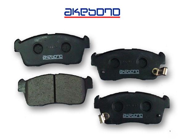 ブレーキ, ブレーキパッド bB QNC20 QNC21 QNC25 H1801 AN-661WK OK OK