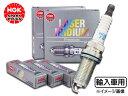 プジョー Peugeot RCZ ABA-T7R5F02 NGK レーザーイリジウムプ...