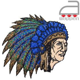 アイロンワッペン//ネイティブインディアンズ/NativeIndians(apacheアパッチホピナバホ)