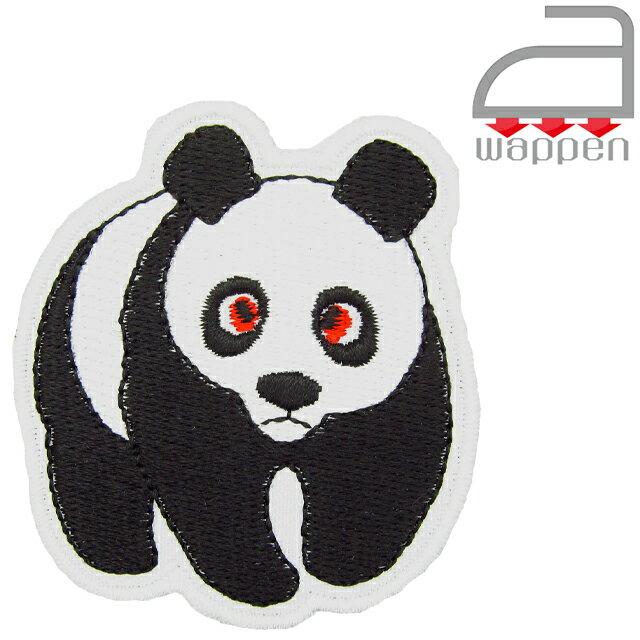 裁縫材料, ワッペン・アップリケ panda ( )