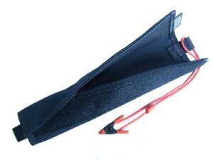NEWロープガードST45cm黒