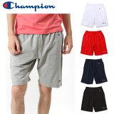 【SALE】[Champion]チャンピオン [メンズ]スウェットショートパンツ[M-XL][6色]C3-P501/スウエットハーフパンツ/ショーツ/ユニセックス/ベーシック/シンプル/春夏パンツ/ロゴ刺繍/カジュアル/スポーツ/pkri【あす楽】【RCP】