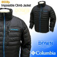 30%OFF[Columbia] コロンビア【Impossible Climb Jacket】850fpダウンジャケット/PM5920/インポッシブルクライムジャケット/防寒登山/冬山雪山【RCP】02P05Dec15