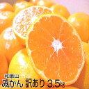 【送料無料】濃厚な味の温州みかん 3.5kg【ちょっとだけ訳...