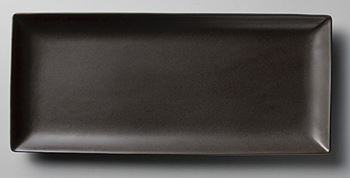 食器, 皿・プレート 40cm(BK)