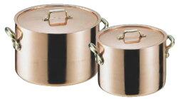 SAエトール銅半寸胴鍋15