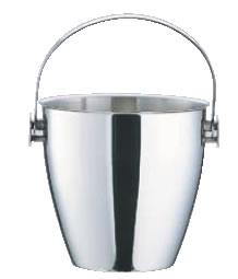 UK18-8A型アイスペール【氷入れ】【ステンレス】【アイスバスケット】【バー用品】【業務用厨房機器厨房用品専門店】