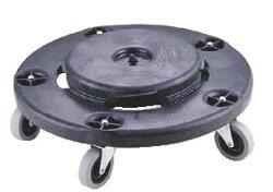 丸型ドーリーNo.2640(ブラック)