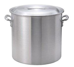 業務用「アルミ」寸胴鍋は、主にスープや、カレーの煮込み料理に大変便利なアルミ鍋です。【レ...