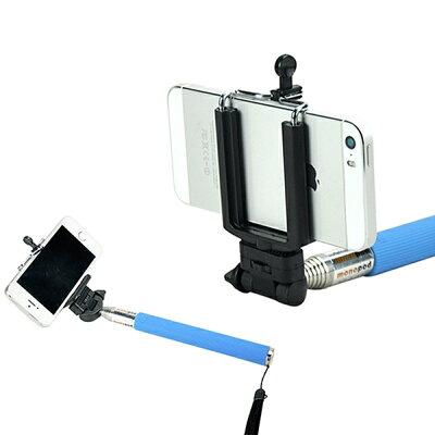 セルカ棒自撮り棒iPhone6iPhone5Sスマホセルフィースティックじどり棒全6色【あす楽】【配送種別:A】