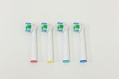 EB18-4EB18-2互換替え歯ブラシ4本セット替えブラシBRAUNブラウンオーラルBホワイトニングブラシ【あす楽】【配送種別:A】