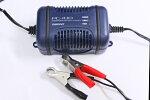 12Vシールドバッテリー対応フルオート充電器(PC-100)