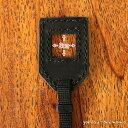 八重山ミンサー織り カメラストラップ兼三線ストラップパーツ(ストラップ本体は別売りです) 石垣島産本場手織り 永遠の愛の証