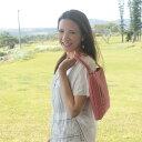 八重山ミンサー織り ストライプ切り替えトートバッグ ブルー ピンク イエロー アイボリー 4色 石垣島産本場手織り 紫縞 永遠の愛の証 みんさー織り