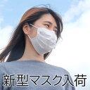 大人用 三層構造 不織布 マスク 17.5cm×9.5cm 50枚入 1箱 白【衛生用品】