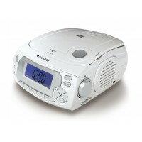 【代引き・同梱不可】ANABAS CDクロックラジオ CD-RC118【テレビ ・ラジオ】