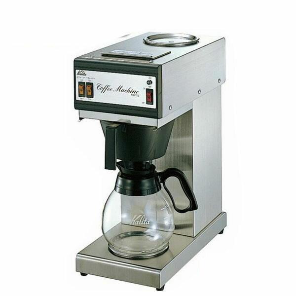 Kalita(カリタ) 業務用コーヒーマシン KW-15 スタンダード型 62031【調理用品】