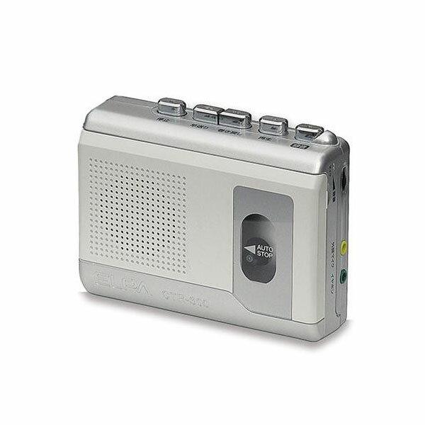 ポータブルオーディオプレーヤー, ポータブルカセットプレーヤー ELPA() CTR-300 1828200