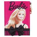 Barbie バービー 折りたたみミラー 鏡 サテン フューシャピンク 31288