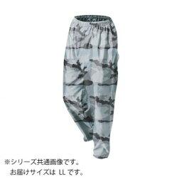 トオケミ レインウェア 302-CM 迷彩パンツ グレー LL