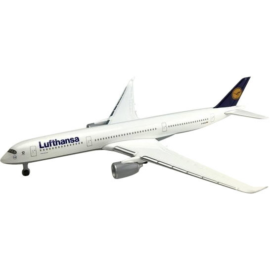 Schuco Aviation A350-900 ルフトハンザドイツ航空 1/600スケール 403551643【玩具】