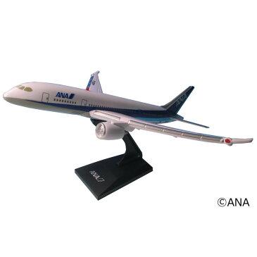 エアプレーングッズ リアルサウンドジェット ディスプレイスタンド付き ANA飛行機模型 MT456【玩具】