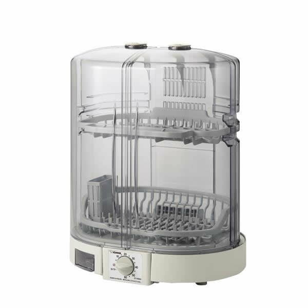 象印 食器乾燥器 EY-KB50 グレー(HA)【調理・キッチン家電】