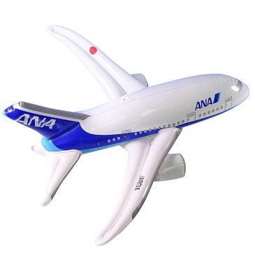 エアプレーングッズ 飛行機 ビニールプレーン ANA MT451【玩具】