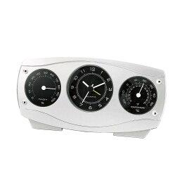 東出漆器 マルチクロック C-15 1024【置物・掛け時計】