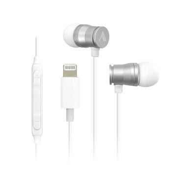 Apple社認証 iPhone専用マイクホン シルバー EP-L3500SV【オーディオ】