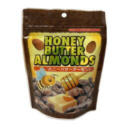 【代引き・同梱不可】タクマ食品 ハニーバターアーモンド 12×4個入
