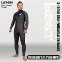 フルオーダー ウエットスーツ /ウェットスーツ スキン防水プルオーバータイプ国産最高級素材・...