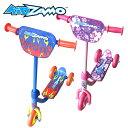 【数量限定3,480円】 KIDZAMO ミニスクーター キックボード/キックスクーター 三輪車 キッズ 子供 こども