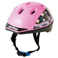 SGヘルメットマイメロディ/483/子供用ヘルメットマイメロディアジャスター付安心安全