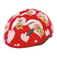 カブロヘルメットスージー・ズー14/1375/スージー・ズーくまのブーフ自転車用ヘルメット幼児用簡単着脱