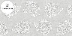 アスワンLISALARSONリサ・ラーソンQM4006幅401~500cm×丈241~270cmオーダーカーテン【1.5倍ヒダ日本製】納期7日程度