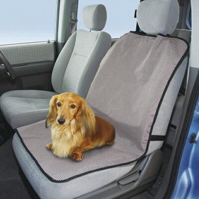 ペットドライブシート PDSE-60 助手席用 グレー アイリスオーヤマ