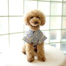 【犬服】花柄浴衣ゆかた着物ドッグウエアトイプードル・ダックス・チワワ・ヨーキー小型犬AirBalloon【ゆうパケット対応商品】