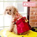 Aballoon(エアバルーン)大和撫子 女の子用袴 着物 ドッグウェア 犬服 小型犬 はかま 137140 その1