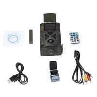 【送料無料】トレイルカメラHC-500A+ソーラーパネルセット並行輸入品