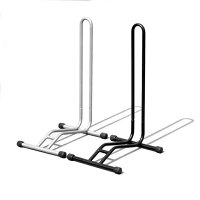 【送料無料】床置用L字型自転車スタンド1台用駐輪スタンド屋内屋外