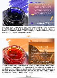 セーラー消耗品限定品SAILORボトルインクオリジナル九十九里海岸限定50ml全12色