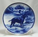 【送料無料】犬の絵皿・ラブラドール・レトリーバー・#7216 (ドッグプレート)