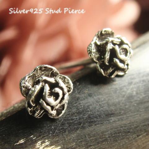 レディースジュエリー・アクセサリー, ピアス  5mm 925 silver925