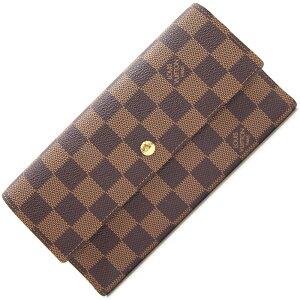 the latest 1b18d 57430 ルイ・ヴィトン(LOUIS VUITTON) 三つ折り レディース長財布 ...