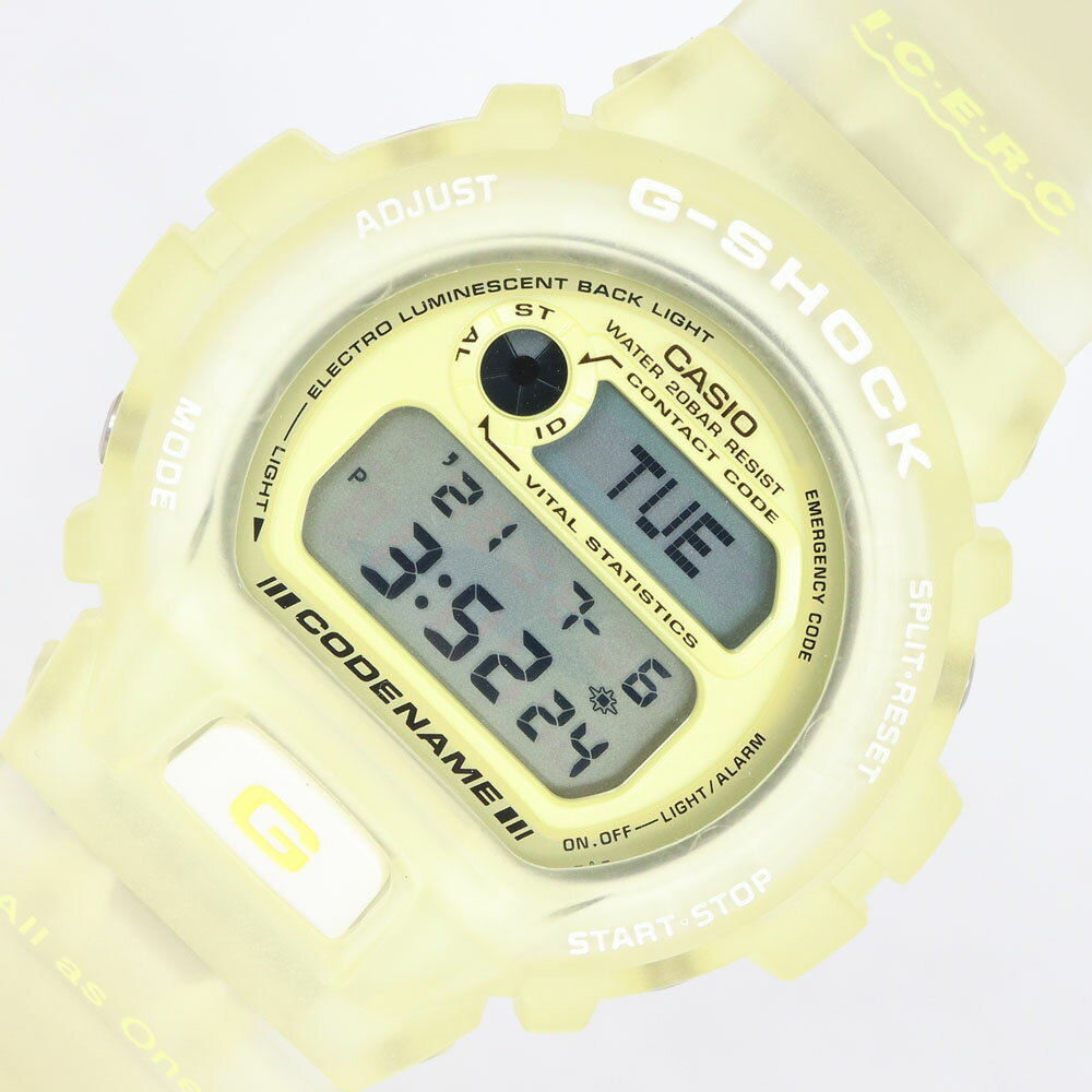 腕時計, メンズ腕時計  G DW-6910K Cal.1441-BB 1997 ICFRC G-SHOCK CASIO