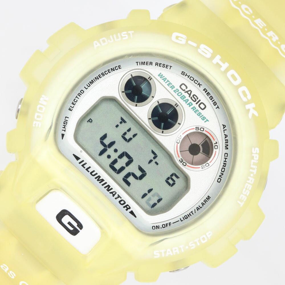 腕時計, メンズ腕時計  G DW-6900K Cal.1289-GS 1996 ICFRC G-SHOCK CASIO