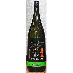 Michisari Junmai Junmai Daiginjo Sake 1800ml [Gifu] [Sake] [Dry] [Tajimi City]
