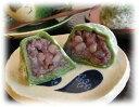 ◆国産生よもぎたっぷりの杵搗き餅と手づくり粒あんが最高です◆生よもぎたっぷり!究極のよも...